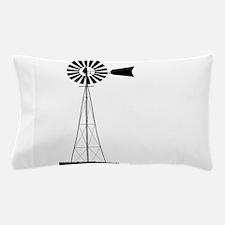 Windmill Pillow Case