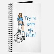 Keep Up Fellas Journal