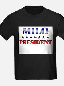MILO for president T