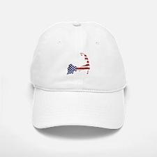 Cape Cod American Flag Baseball Baseball Baseball Cap