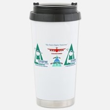 Cute Yoyodyne Travel Mug
