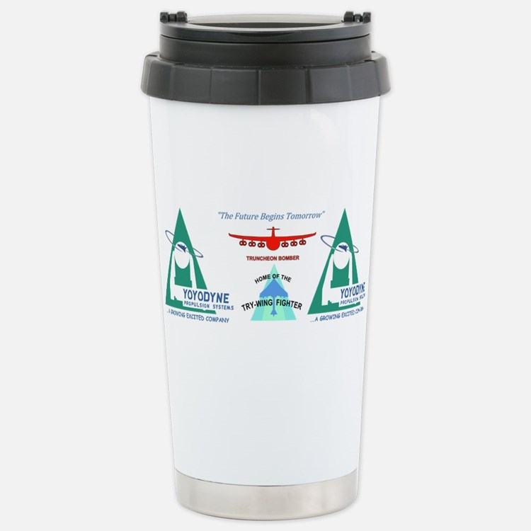 Cute Fighter wing Travel Mug