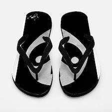 Skrillex Recess Logo Flip Flops