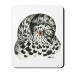 English Trumpeter Pigeon Mousepad