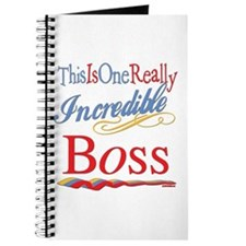 Incredible Boss Journal