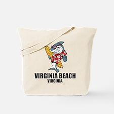 Virginia Beach, Virginia Tote Bag