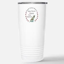 Funny Foundation Travel Mug