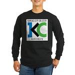 KCSC Logo Long Sleeve Dark T-Shirt