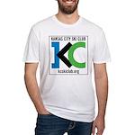 KCSC Logo Fitted T-Shirt