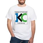 KCSC Logo White T-Shirt