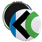 KCSC Logo Magnet