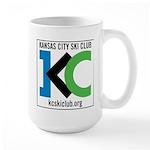 KCSC Logo Large Mug
