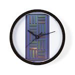 Jackie-Blue Wall Clock
