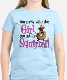 Squirrel Girl Mess with the T-Shirt