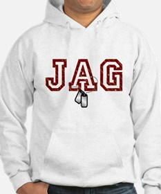 jag stars and stripes 4 Hoodie
