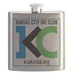 KCSC Logo Flask
