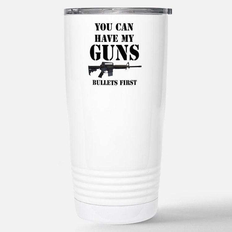 Cute Communism obama Travel Mug