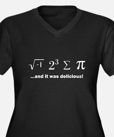 I ate some pie Plus Size T-Shirt