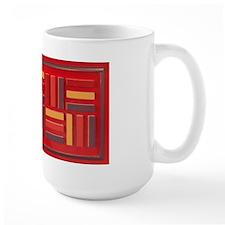 Jackie-Red Mug