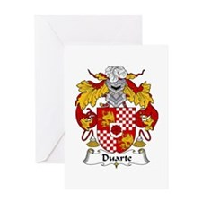 Duarte Greeting Card