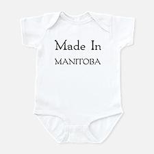 Made In Manitoba Infant Bodysuit