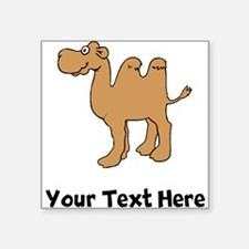 Cartoon Camel (Custom) Sticker