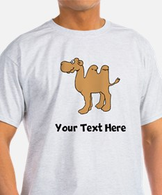 Cartoon Camel (Custom) T-Shirt