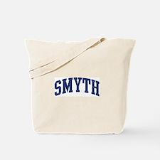 SMYTH design (blue) Tote Bag