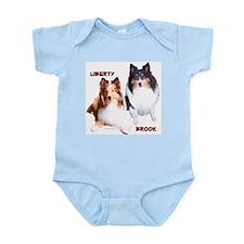 Libby/Brook Infant Creeper