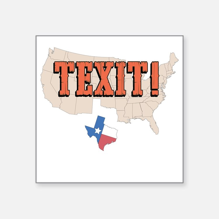 Texit ! Sticker