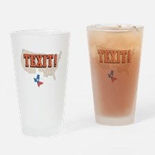 Texit ! Drinking Glass
