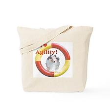 Libby Tire Tote Bag