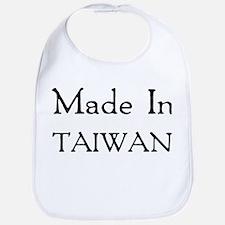 Made In Taiwan Bib