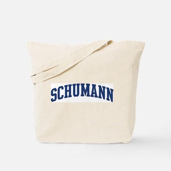 SCHUMANN design (blue) Tote Bag