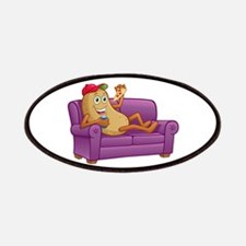 Couch Potato Relaxing Patch