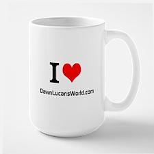 Dawn Lucan's World Blog Mugs