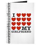 I Love My Girlfriend Journal