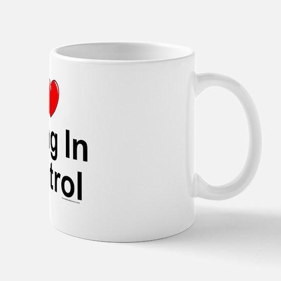 Being In Control Mug