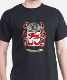 Kavanagh Coat of Arms (Family Crest) T-Shirt