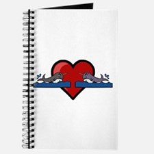 Narwhal Couple Journal