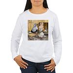 Domestic Flights Three Women's Long Sleeve T-Shirt