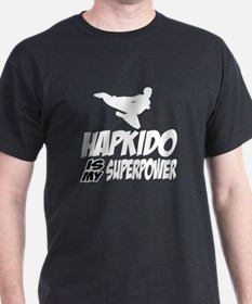 Hapkido Is My Superpower T-Shirt