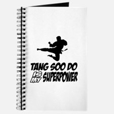 Tang Soo Do Is My Superpower Journal