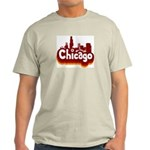 Retro Chicago Light T-Shirt