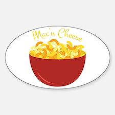 Mac N Cheese Decal