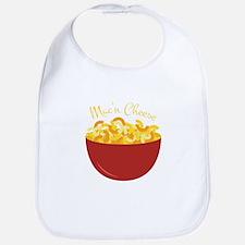 Mac N Cheese Bib