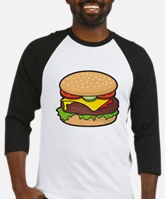 Cheeseburger Baseball Jersey