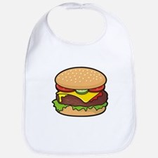 Cheeseburger Bib