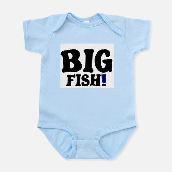 BIG FISH! Body Suit