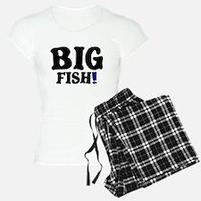 BIG FISH! Pajamas